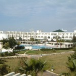Le Royal Hammamet Hotel View